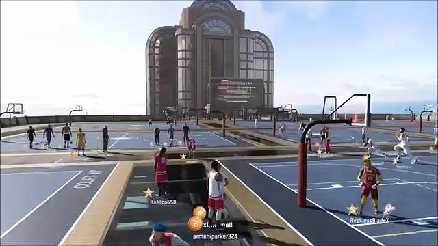 NBA 2K16  MyPARK | REP BOOST INFO !!!!!!!!!! (News World)