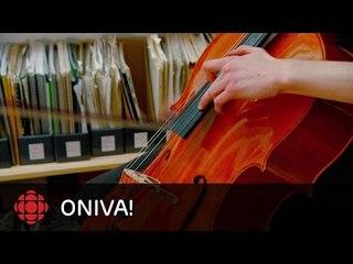 ONdécouvre - Nathaniel Paquet, violoncelliste
