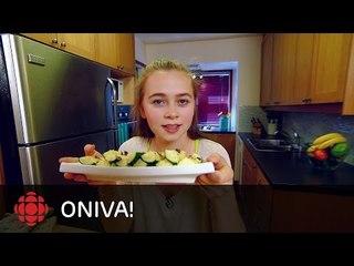 ONbouffe - Zucchini au parmesan