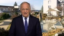 Le discours improbable du président suisse sur le thème du rire