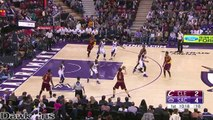 LeBron James Full Highlights 2016.03.09 at Kings - 25 Pts, 11 Rebs, 6 Assists!
