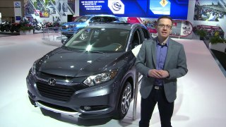 Introducing The All New Honda 2016 HR V