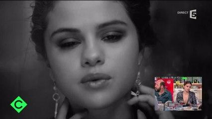 Selena Gomez, star planétaire - C à vous - 10/03/2016