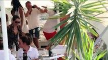 Orlando Bloom Parties Like a Wild Man -- IM HAPPY!!!!