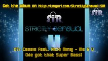 S.I.R. - Strictly Sensual II - NEW MASHUP ALBUM - Various Artists - SAMPLES / PRE-LISTENING
