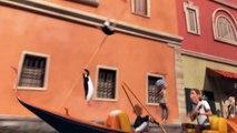 Penguins of Madagascar TV SPOT - Cheezy Dibbles (2014) - Benedict Cumberbatch Movie HD