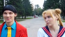 Sailor Moon SS - Usagi&Seiya