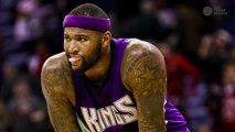 Sacramento Kings suspend DeMarcus Cousins
