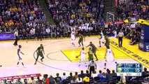 Stephen Curry Full Highlights 2016.03.09 vs Jazz - 12 Pts, 10 Dimes, CRAZY 55-Foot Buzzer Beater!