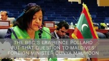 Mohamed Nasheed: Maldives ex-leader calls for sanctions over human rights abuses - BBC New