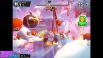 Angry Birds Go! Day5 AIR VERSUS HARO STUNT VERSUS HARO Walkthrough [IOS]