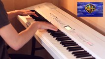 Classic Movie Studios theme songs, intros, (Warner Bros, Universal) played on Piano