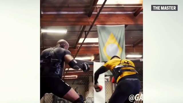 Anderson Silva Training | Motivation Tribute | Best Workout Highlights