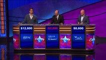 Celebrity Jeopardy! Winners Circle Aaron Rodgers