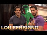 Lou Ferrigno Talks Hulk, Fitness, & Civil War Alliance
