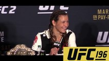 UFC 196 Post Fight Press Conference Conor McGregor vs Nate Diaz Post fight Press Conferenc