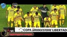 Bolivar vs Boca Juniors 1-1 RESUMEN GOLES HD Copa Libertadores 2016