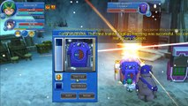 Hatching Gabumon 4/5   Digimon Masters Online