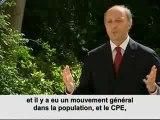 Clip officiel - Laurent Fabius