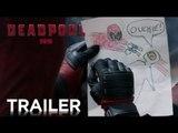 Official Deadpool Green Band Trailer