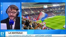 François Hollande veut se servir de l'Euro-2016 des JO-2024 pour redonner de l'espoir : les experts d'Europe 1 vous informent