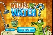 Крокодильчик Свомпи Где моя вода? Wheres My Water