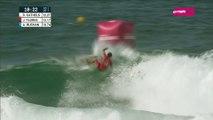 Surf - Gold Coast - Jeremy Florès passe au Round 3