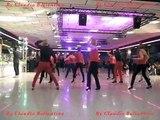 Ballo di gruppo BACHATA Voglio al Satiricon ..by Claudio Ballantino