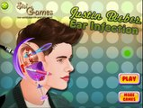 Justin Bieber Ear Infection - New Justin Bieber Video Game for Babies, kids, boys and girls - 4kids