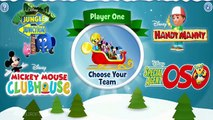Mickey Mouse Clubhouse Full Game Episodes of Dashing Through the Snow - Complete Walkthrough