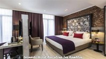 Hotels in Barcelona Leonardo Hotel Barcelona Las Ramblas Spain