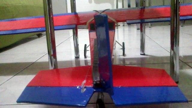 Meu primeiro Aeromodelo