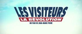 La bande annonce LES VISITEURS 3 La Révolution ! [HD]