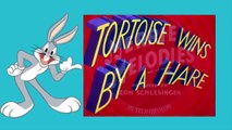 Bugs Bunny Cartoon - Tortoise Wins By A Hare HD Episode
