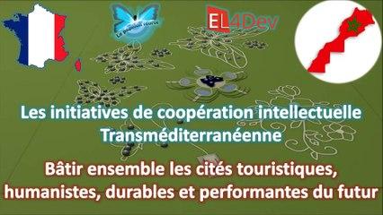 EL4DEV Le Papillon Source Méditerranée - Projet d'avenir France Maroc Afrique Monde