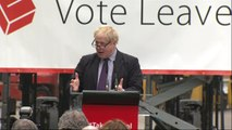 Boris Johnson: The UK would not join the EU today