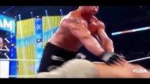 Brock Lesnar Vs Dean Ambrose Wrestlemania 32 PROMO | No Hold Barred Match | LOA |