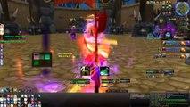 Paladin PVP - An Explosive Arena ( Ret Hunter Monk 3's ) Arena gameplay.
