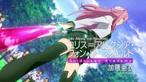Gakusen Toshi Asterisk 2nd Season Trailer