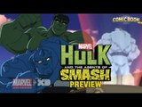Marvel's Hulk and Agents Of S.M.A.S.H. Preview Clip - Season 2 Episode 10