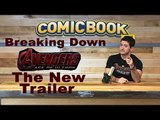 Breaking Down the Avengers: Age of Ultron Trailer 2