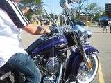 2ND Annual CruisIN The D - 2015 Bikers Kick Off with Biker Bobs Harley-Davidson - Lauren Mahony
