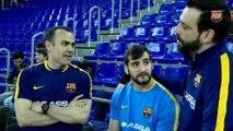 FCB Lassa (hockey): Ricard Muñoz y Marc Gual, previa FCB Lassa-CP Vilafranca