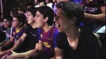Humour  Déguisé en Papy, il humilie des jeunes au Football