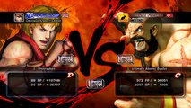 Ultra Street Fighter IV battle: Ken vs Zangief w/DevineDarkness