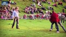 World's Craziest Sports- Fireball, Shin Kicking & More