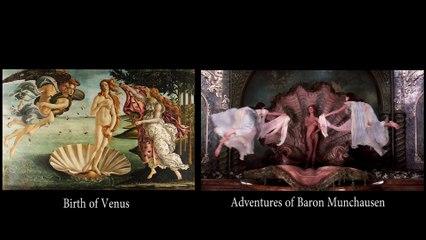 Scene capolavoro di film copiate spudoratamente da dipinti classici