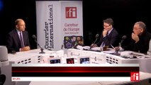 Enrico Letta-Grand témoin de Carrefour de l'Europe-rfi- partie 1