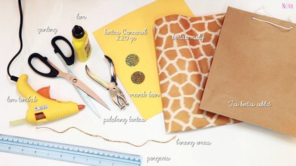 Cara Membuat Goodie Bag