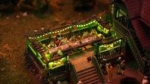 Miniatur Wunderland animated beer garten